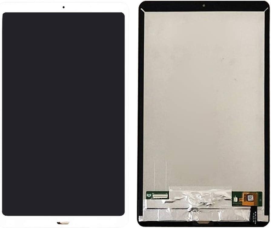 JayTong visualización LCD y digitalizador de visualización táctil de Repuesto Asamblea para Xiaomi Mi Pad 4 Plus Mipad 4 Plus Blanco
