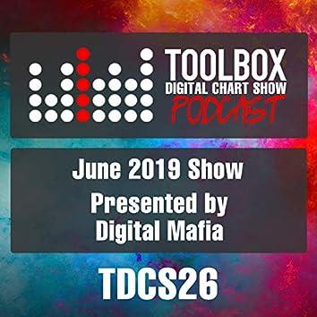 Toolbox Digital Chart Show: June 2019