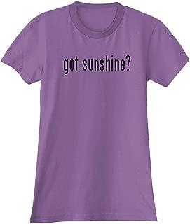 The Town Butler got Sunshine? - A Soft & Comfortable Women's Junior Cut T-Shirt