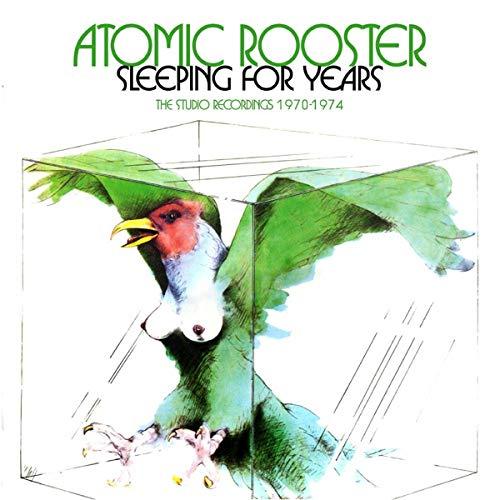 Sleeping for Years - The Studio Recordings 1970-1974 (4 CD)