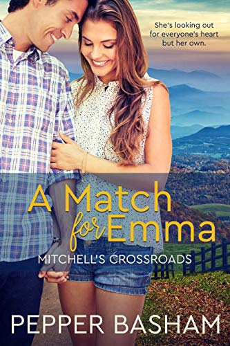 A Match for Emma (Mitchell's Crossroads Book 3) by [Pepper Basham]