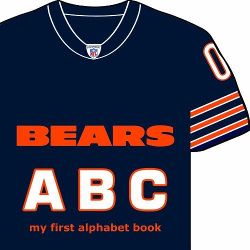 chicago bears kids book - 1