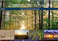 Zauberhafte Schwalm (Wandkalender 2022 DIN A3 quer): Traumhafte Naturerlebnisse in der Schwalm (Monatskalender, 14 Seiten )