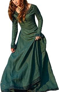 Vestido De Retro Medieval Renacentista Mujeres Vestidos Largos Traje De Cosplay