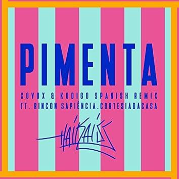 Pimenta (Spanish Remix)