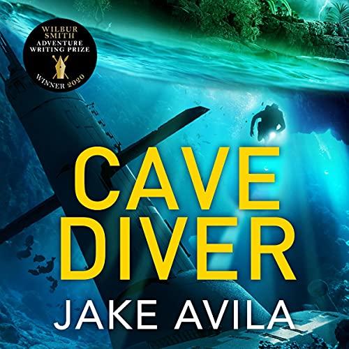 Cave Diver cover art