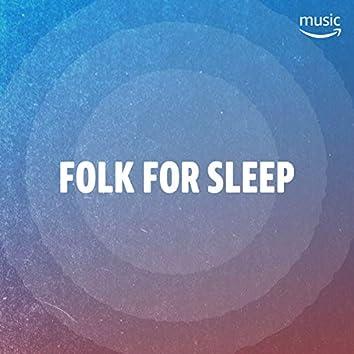 Folk for Sleep