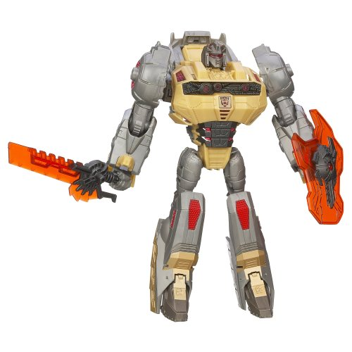 Transformers : Generations – Fall of Cybertron – Classe Voyager – Grimlock