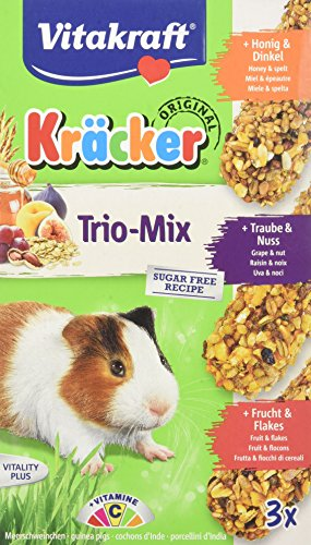 Kräcker® Trio Honig Nuss Frucht 3er MS