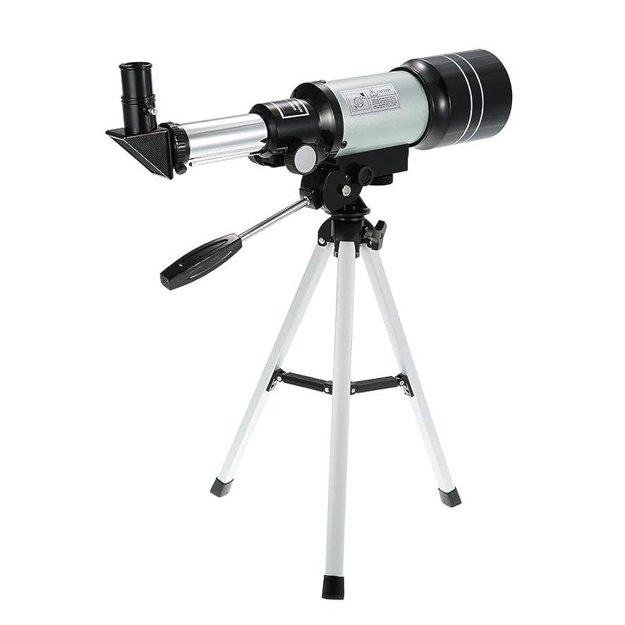 LUJIANJIAN Monocular Outdoor Telescope HD 150X refracting Telescope H6mm / H20mm Eyepiece with Tripod Baro Lens
