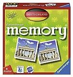 Ravensburger Spiele 26630 - Deutschland memory