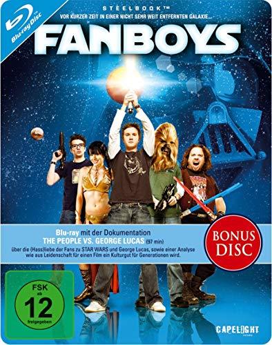 Fanboys - Steelbook