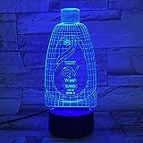 YXXERSHI Hervidor de agua 3D Night Light Touch USB de carga de luz decorativa...