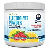 Best Electrolytes - Dr. Berg's Original Electrolyte Powder, High Energy, Replenish Review