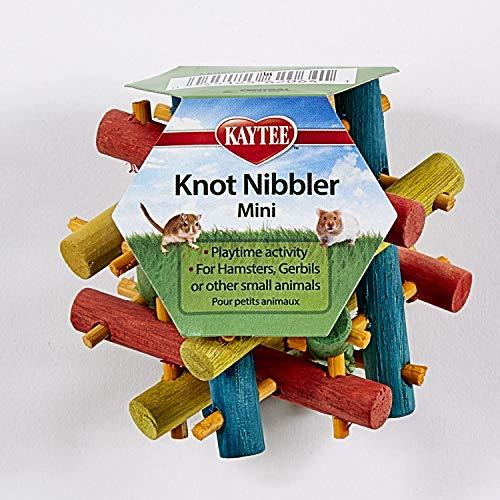 Kaytee Mini Nut Knot Nibbler Chew Toy
