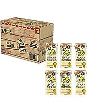 [Amazon限定ブランド] キッコーマン おいしい無調整豆乳SOYMILK DAYS 1000ml×6本