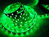 BSOD NewStyle 5M 5630 SMD Super Bright Flexible LED Light Strip Non-Waterproof 300 LEDs Strip Flexible lamp Light (Green)