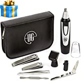 Urban Gent Esq 8 Piece Male Grooming Kit Ear and Nose Hair Trimmer