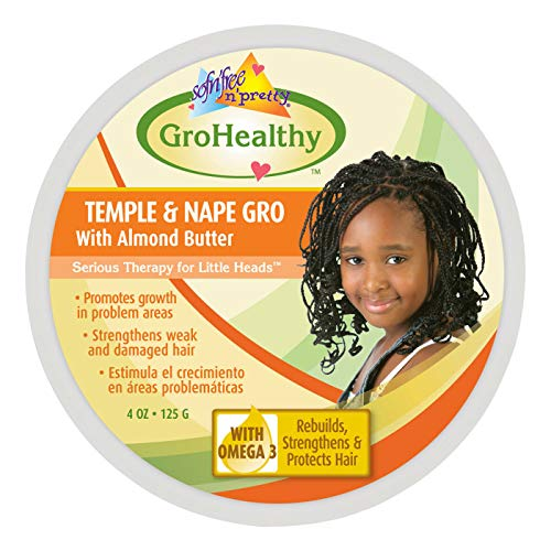 Sofn'Free n'Pretty GroHealthy Temple and Nape Gro