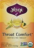 Yogi Tea Throat Comfort - 16 Tea Bags