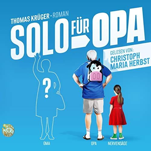 Solo für Opa                   Autor:                                                                                                                                 Thomas Krüger                               Sprecher:                                                                                                                                 Christoph Maria Herbst                      Spieldauer: 9 Std. und 7 Min.     72 Bewertungen     Gesamt 4,4