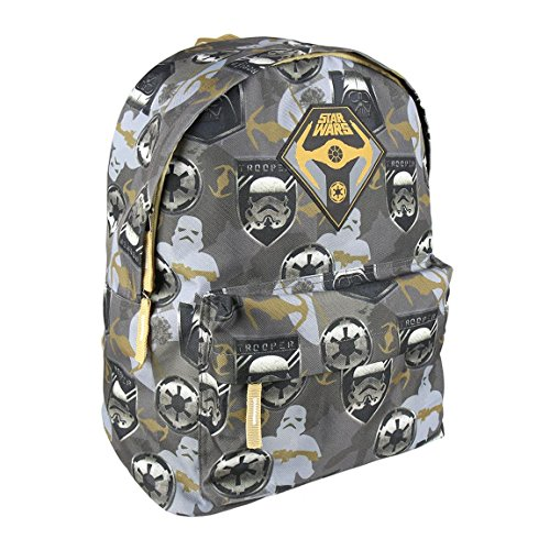 Star Wars CD-21-2265 2018 Mochila Infantil, 40 cm, Multicolor