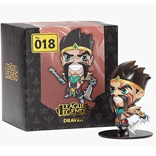 YF Mini Draven Figur, die Glorious Executioner, LOL AD Champ: Willkommen in der Liga von Draven.