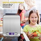 Zoom IMG-2 adoric bilancia da cucina elettronica