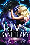 Riv's Sanctuary: A Sci-fi Alien Romance: 1