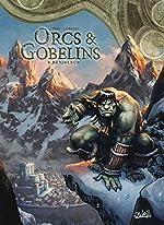 Orcs et Gobelins T08 - Renifleur d'Olivier Peru