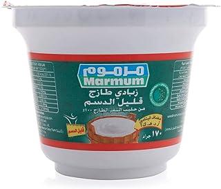 Marmum Low Fat Fresh Yoghurt - 170 gram