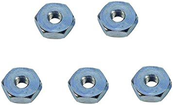 SaferCCTV 5pcs Sprocket Cover Bar Nuts for Stihl MS250 MS171 MS181 MS192T MS211 MS231 MS251 MS291 MS311 MS361 MS362 MS391 MS441 MS461 MS270 MS271 Chainsaw Replace part# 0000 955 0801