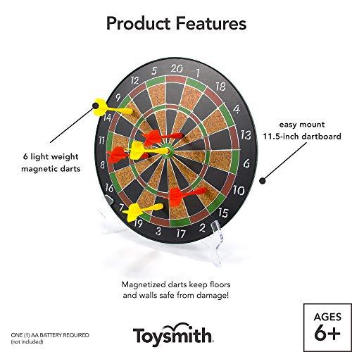 Toysmith Fléchettes magnétiques