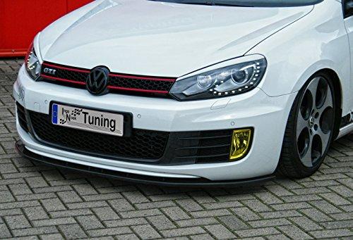 Ingo Noak Tuning Cup Frontspoilerlippe IN-280031B-ABS,aus ABS hergestellt