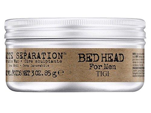 Tigi Bed Head for Men Matte Separation Workable Wax - 3oz by TIGI