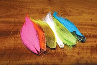 Hareline Fluorescent Bucktail Combo Pack