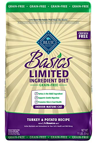 Blue Buffalo Basics Limited Ingredient Diet Grain...