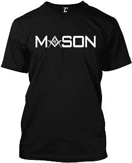 Mason - Illuminati Square & Compass Men's T-Shirt