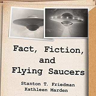 Fact, Fiction, and Flying Saucers cover art