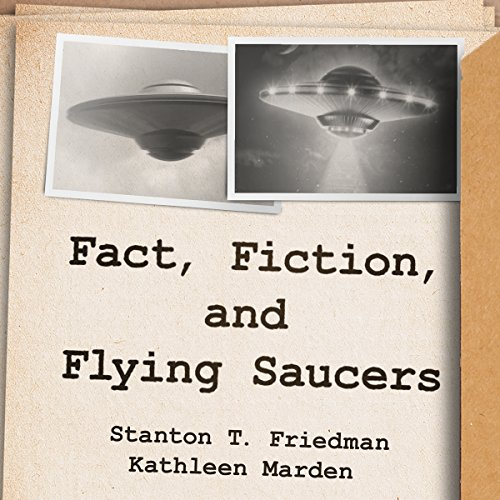 Fact, Fiction, and Flying Saucers Titelbild