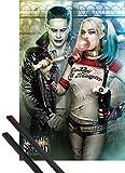 1art1 Suicide Squad Poster (91x61 cm) Joker Und Harley