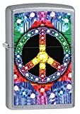 """Made in USA; lifetime guarantee that """"it works or we fix it free"""" Genuine Zippo windproof lighter with distinctive Zippo """"click"""" All metal construction; windproof design works virtually anywhere. Refillable for a lifetime of use. For optimum performa..."""