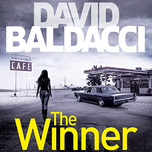 The Winner                   By:                                                                                                                                 David Baldacci                               Narrated by:                                                                                                                                 Frances Cassidy                      Length: 16 hrs and 16 mins     105 ratings     Overall 4.4