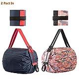Zoom IMG-1 aysow borsa pieghevole riutilizzabile shopper