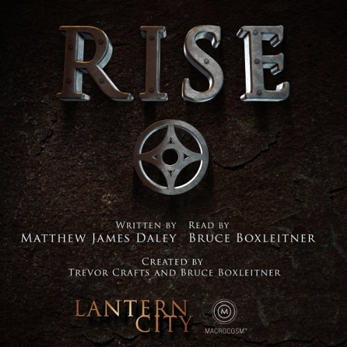 Rise (A Lantern City Illustrated Novel) Titelbild