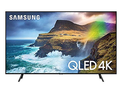 Samsung 4K UHD-televisie 55Q70R, Q-HDR 1000, 139,7cm [55 inch], model 2019