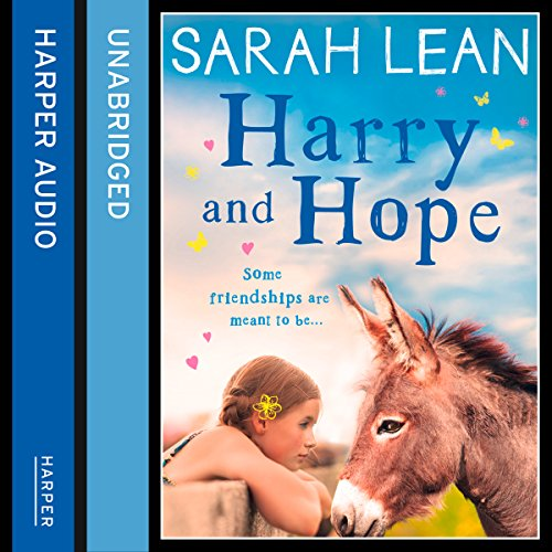 Harry and Hope audiobook cover art