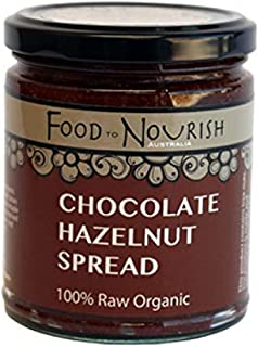 Food to Nourish Organic Chocolate Hazelnut Spread 225 g
