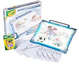 Crayola Light Up Tracing Pad Blue, Toys for Boys & Girls, Gift for Kids, Age 6+