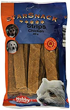 Nobby Strips Poulet Snack pour Chien 200 g